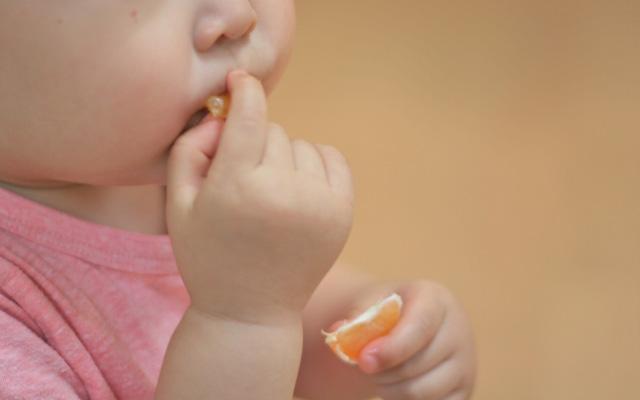 子どもの食べ方が汚い