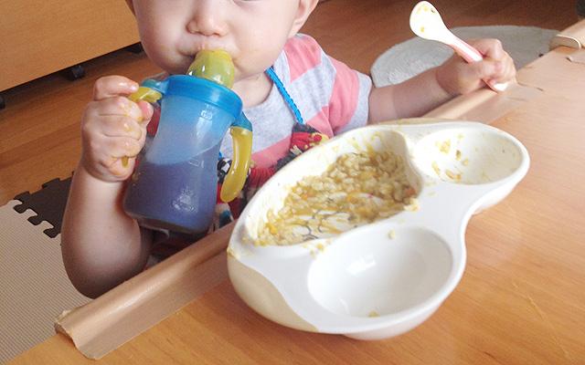 子どもの食べ方が汚い時の対処方