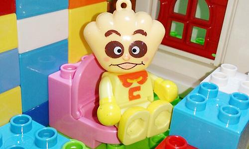 3歳児のトイレトレ